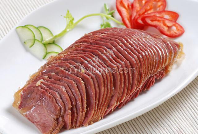 临颍五香牛肉