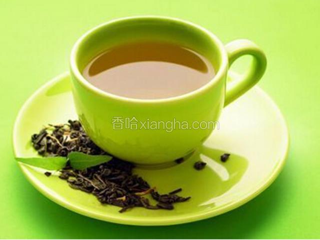 龙湖荷叶茶