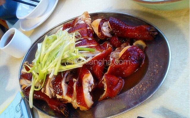 石潭豉油鸡