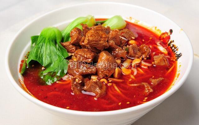 津市传统牛肉粉