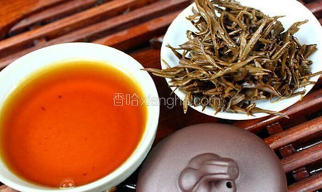 五桂山红茶