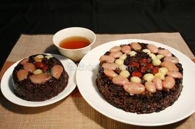 荆州八宝饭