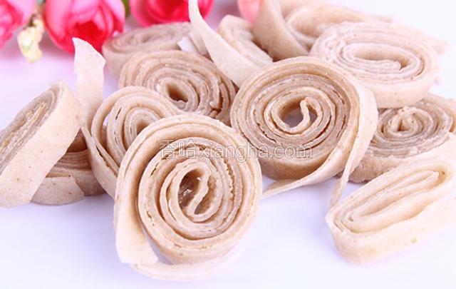 松滋荞麦豆皮