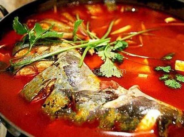 广水酸汤鱼
