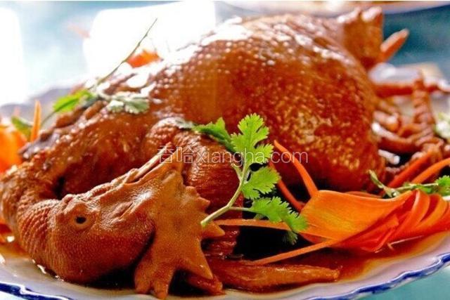 阳谷布袋鸡