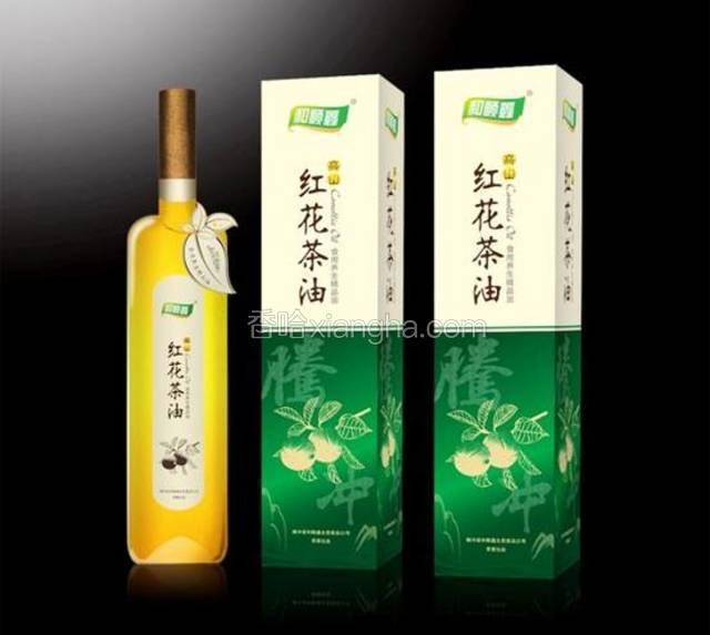 腾冲红花油茶油