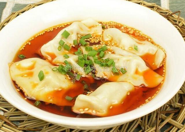 各种小吃的做法大全_粉汤饺子_粉汤饺子的做法 - 内蒙古特色小吃 - 香哈网