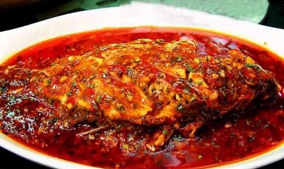红烧细鳞鱼
