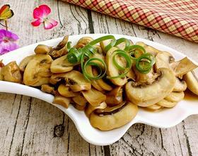 菇类种类多,正确烹饪营养又美味。