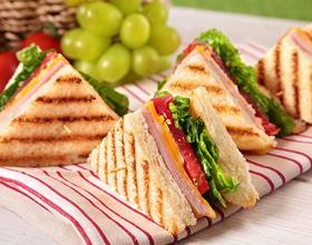 记住三个字,就能做好三明治